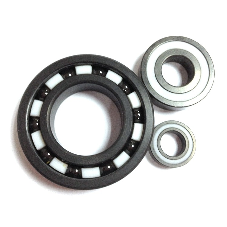 Si3n4 Full Ceramic Bearing 608 Size 8X22X7mm