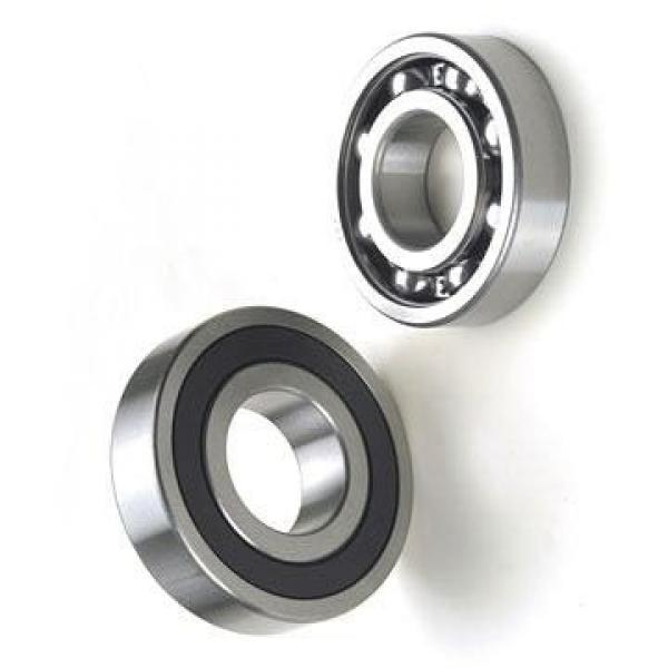 small size 6000 ball bearing 6000 rs bearing motor deep groove ball bearing #1 image